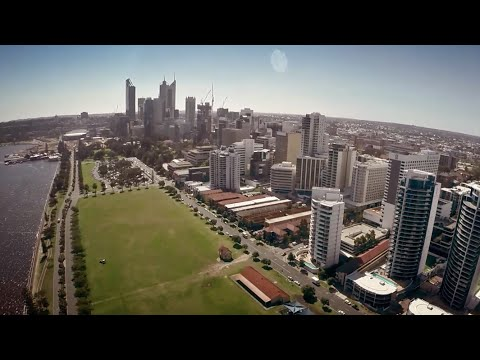 GoPro + drone video over Perth, Western Australia