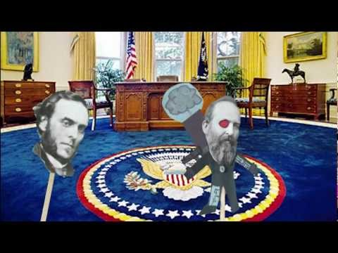 Crappy Puppet Pals: Assassination of James Garfield