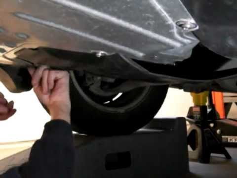 17 Oil Change Tighten The Splash Guard Youtube