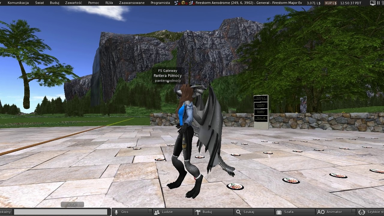 Second Life: Before the Firestorm Gateway Friday Dance Party (FGFDP)