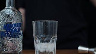 Vodkatonic   Absolut