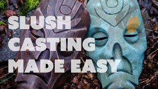 Prop: Shop - Molding & Casting 101: Slush Casting