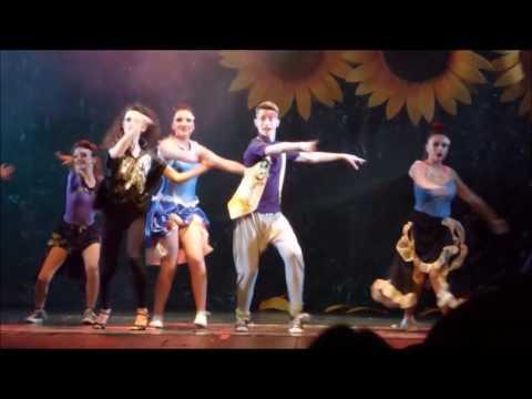Laissez-moi danser - Vernissage 20 giugno 2016 - Chaplin Academy of Performing Arts