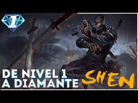 DE NIVEL 1 A DIAMANTE | SHEN el nuevo fichaje y la nueva serie!