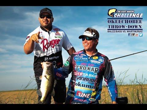 SMC Episode 12:10 - Mikey Balzz vs. Scott Martin - Okeechobee Bass Fishing Challenge