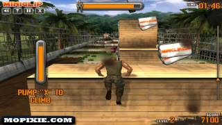 Play Online Game: Assault Course 2