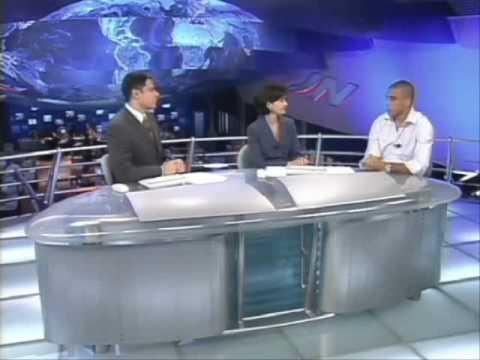 Jornal Nacional - 2002 -Entrevista de Ronaldo antes da copa