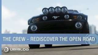 The Crew - Why It's Time to Rediscover the Open Road [US]