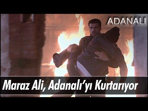 Maraz Ali, Adanalı'yı kurtarıyor