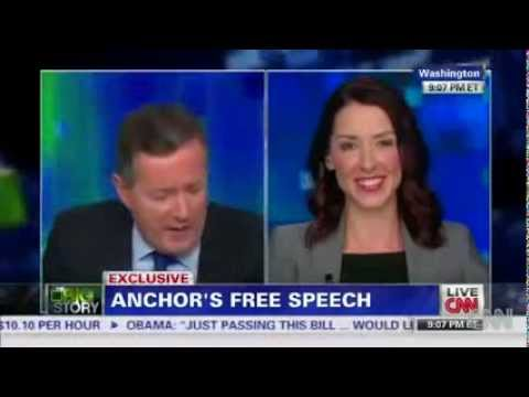 Abby Martin Interview With Piers Morgan