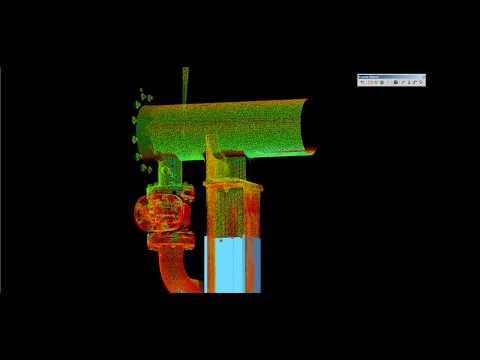 Groupe Trifide - Lidar & Modelisation industrielle