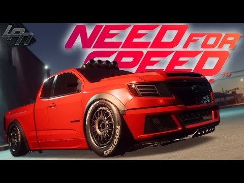 Chevrolet Colorado ZR2 Tuning!! -  NEED FOR SPEED PAYBACK | Lets Play NFS