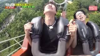 亞洲王子光洙坐回力鏢   飛口水