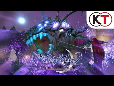 Download NIGHTS OF AZURE 2: BRIDE OF THE NEW MOON - STORY TRAILER