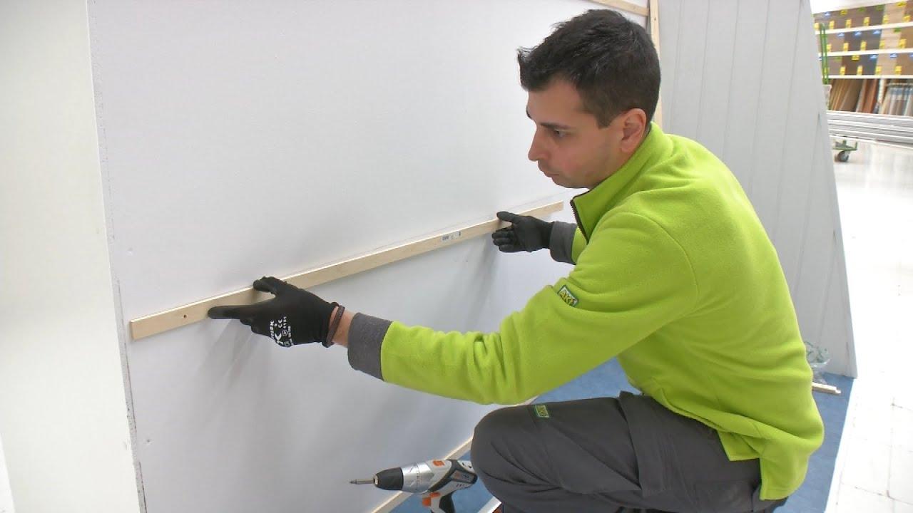 Saiba como revestir a parede com pain is de lambrim em pvc - Papel para revestir paredes ...