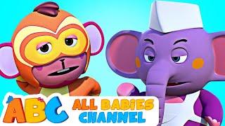 SORRY SONG   Nursery Rhymes & Kids Songs   Kindergarten Songs By All Babies Channel