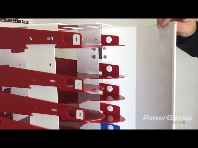 PowerGistics Explain How To Relocate Door