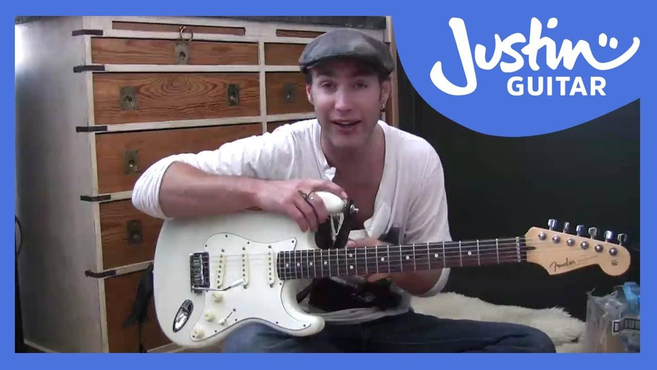 Guitar Lesson World Guitar Anatomy