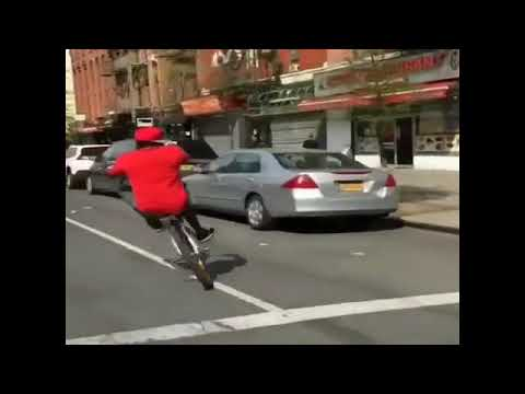 Crazy Dude Bike Skills Are On Another Level  Video
