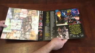 2014 US Kiss Vinyl Reissues overview Part 2 - VC
