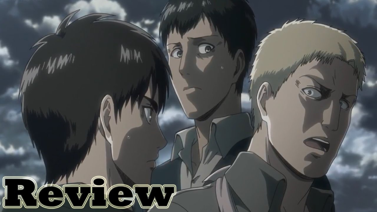 Attack on Titan Season 2 Episode 6 Review - Warrior - YouTube