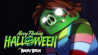 Angry Birds Halloween 2017