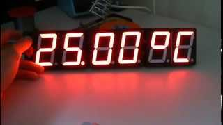 Diy Accurate Digital Wall Clock