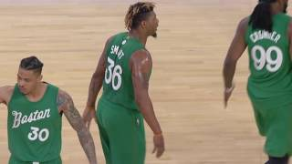 Sounds of Marcus Smart on Christmas Day
