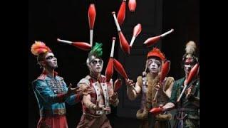 В Саратове открылся цирк и памятник его основателям