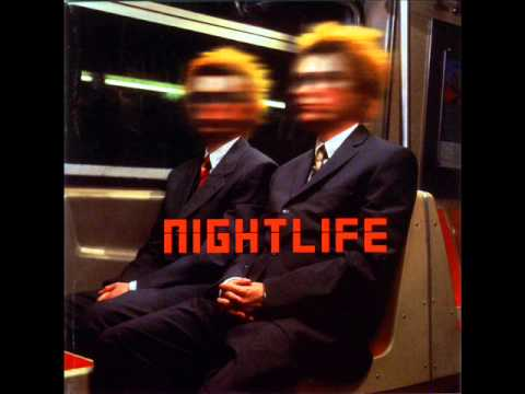 Pet Shop Boys - Nightlife - FULL ALBUM