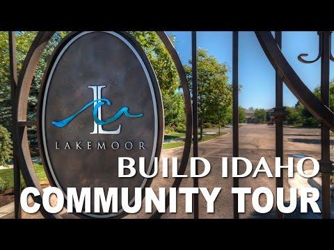 Lakemoor of Eagle Idaho Community Tour