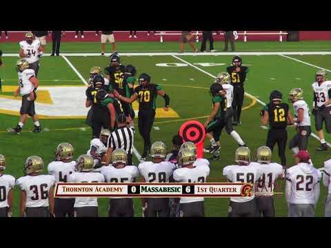 Thornton Academy vs. Massabesic - September 1, 2017