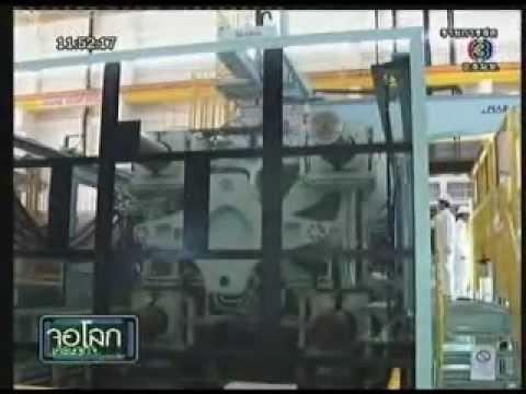 การฟื้นฟูโรงงานผลิตรถยนต์ฮอนด้า