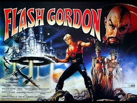Flash Gordon: Mike Hodges .
