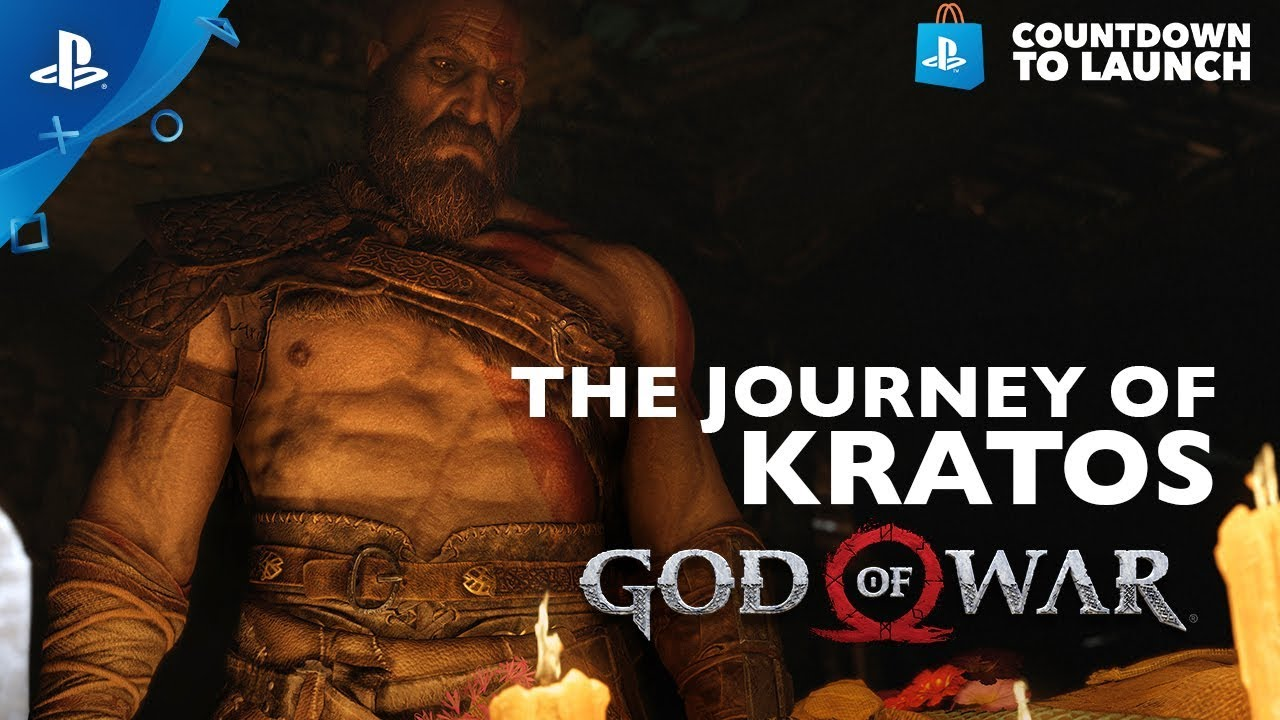 God of War | The Journey of Kratos