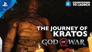 The Journey of Kratos | God of War: Countdown to Launch