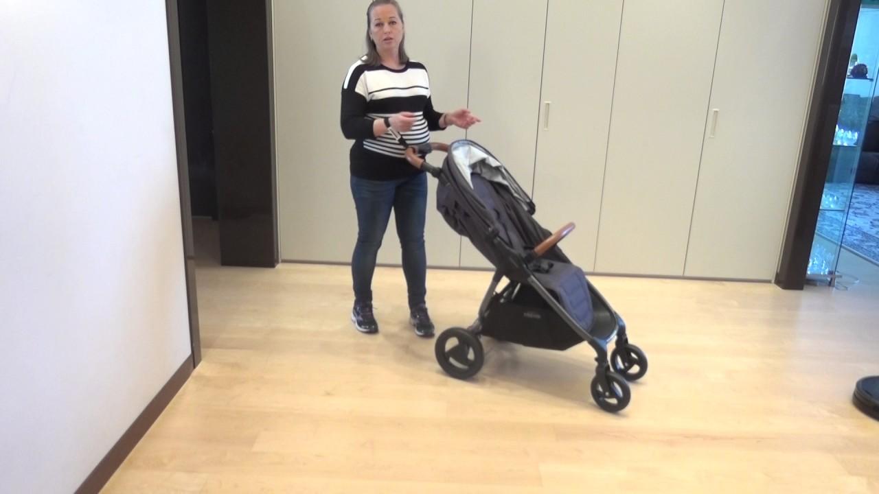 Сравнение колясок Valco Baby Snap 4 Trend и Snap 4 1 - YouTube