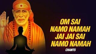 Om Sai Namo Namah Jai Jai Sai Namo Namah - Sai Mantra By Suresh Wadkar