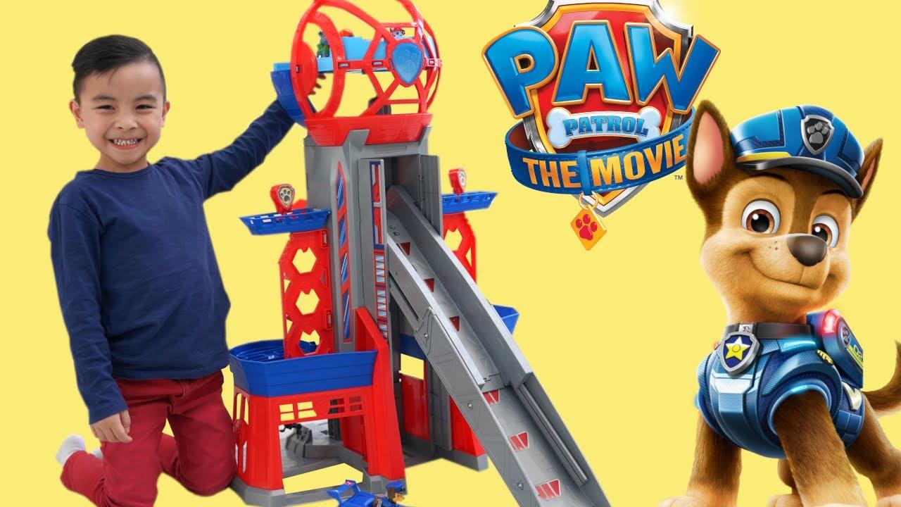 PAW Patrol the Movie Ultimate City Tower CKN