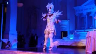 "Prince Poppycock, Myth Masque Performance, 6/9/12, ""Figaro aria"""