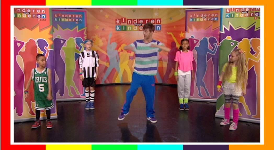 klaar voor de start - dansles - kinderen voor kinderen - youtube