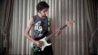 THE ROCK Main theme - Guitar Version