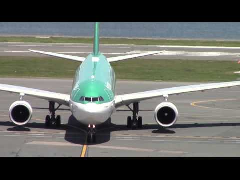 Logan Airport-International Arrivals/Departures-KBOS