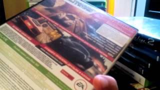 Обзор моих игр на XBOX 360
