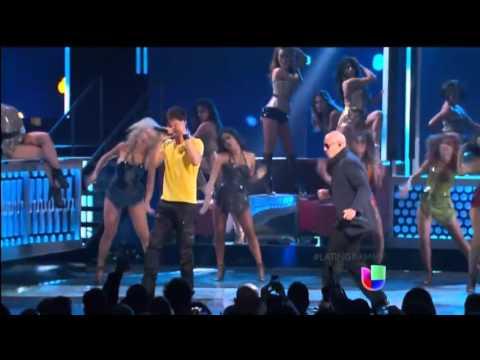 Enrique Iglesias y Pitbull   I Like It @ Latin Grammy En Vivo 2013