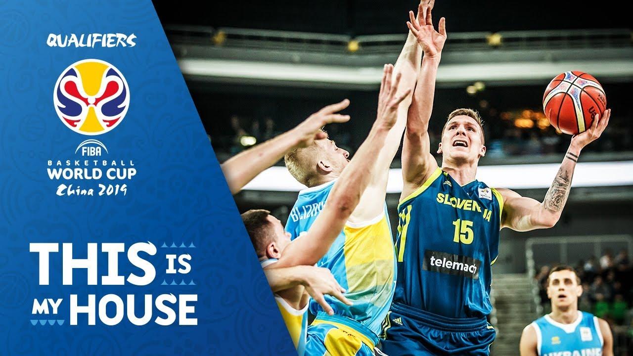 Slovenia v Ukraine - Highlights