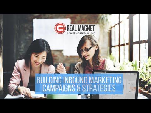 Building Inbound Marketing Campaigns & Strategies