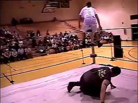 NACW 6/15/2001: Scott Powers & Chris Steele vs. Mikael Yamaha & Carnage