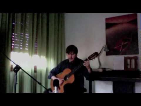 Dmitri Shostakovich: jazz suite No. 2 classic guitar