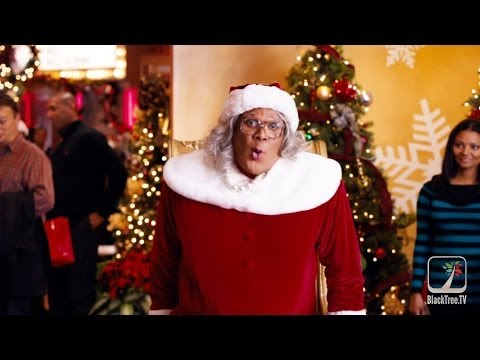 Tyler Perry and Tika Sumpter Interview for A Madea Christmas